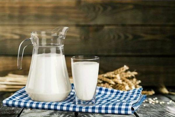 Молоко козье 1л